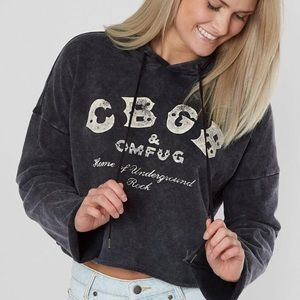 LUCKY BRAND CBGB Sweatshirt size XL